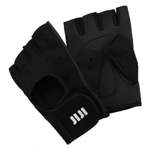 Weight Lifting Gloves (Black)