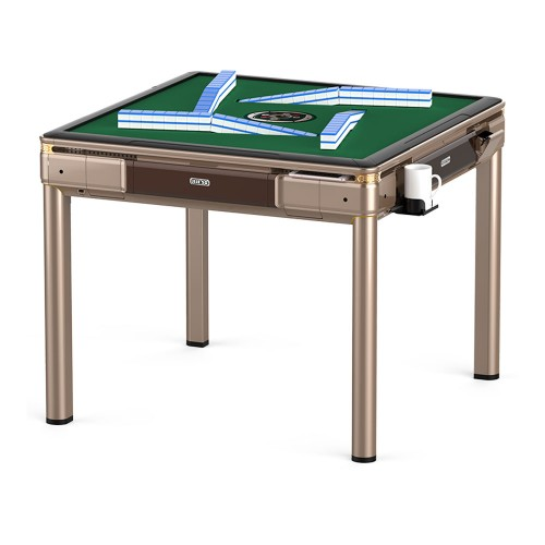 JIJI.SG Automatic Mahjong Table, Rollercoaster, Dining Style