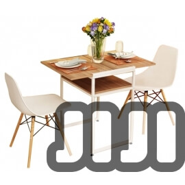 Foldable Multi-Purpose Dining Table