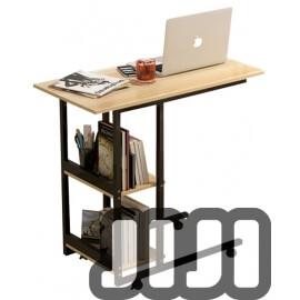 U Shape Laptop Bedside Table