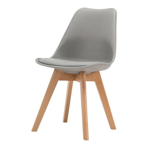 TUPLIDO Cushioned Designer Chair