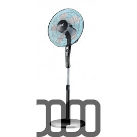 Basic Standing Fan with Controller