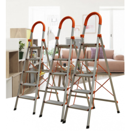 Home Stainless Steel Ladder (4 Steps)