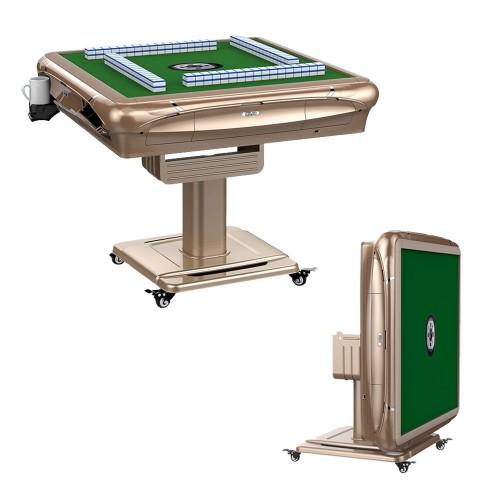 JIJI.SG Automatic Mahjong Table, Manual Fold
