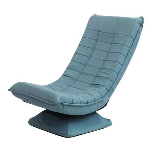 Titanium Floor Sofa, Rotatable