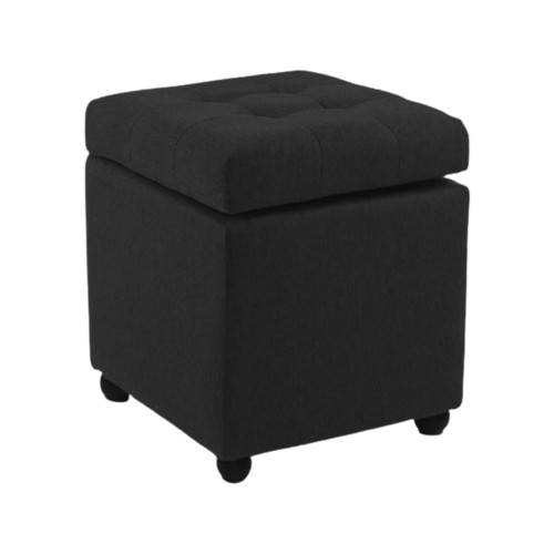 ANGELO Footstool with Storage