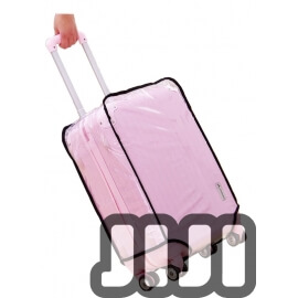 Transparent Luggage Cover