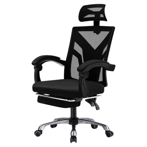 AUDRIC Office Chair with Leg Rest