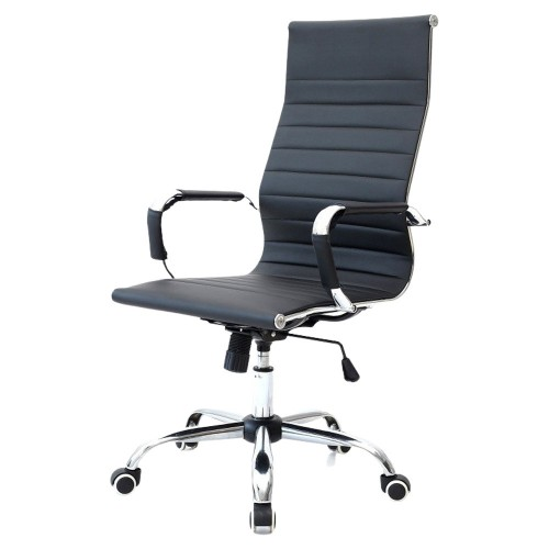 Manager Office Chair, Leather