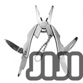 Mini Folding Multifunctional Plier (FHT02)