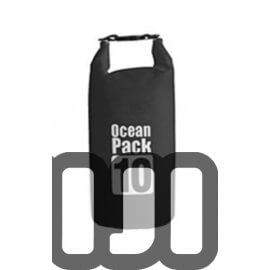 Waterproof Tube Dry Bag (BLACK)