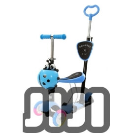 5-in-1 Beetle Scooter