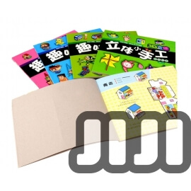Kids Origami 3D 6 Manual Set