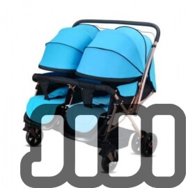 21A Lightest Double Stroller