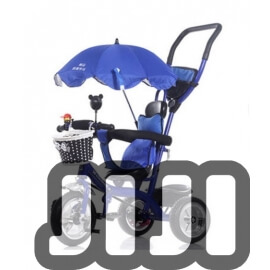 4 in 1 3 Wheels Stroller Bicycle