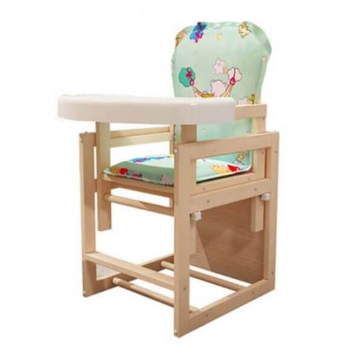 Premium Wood Baby Chair