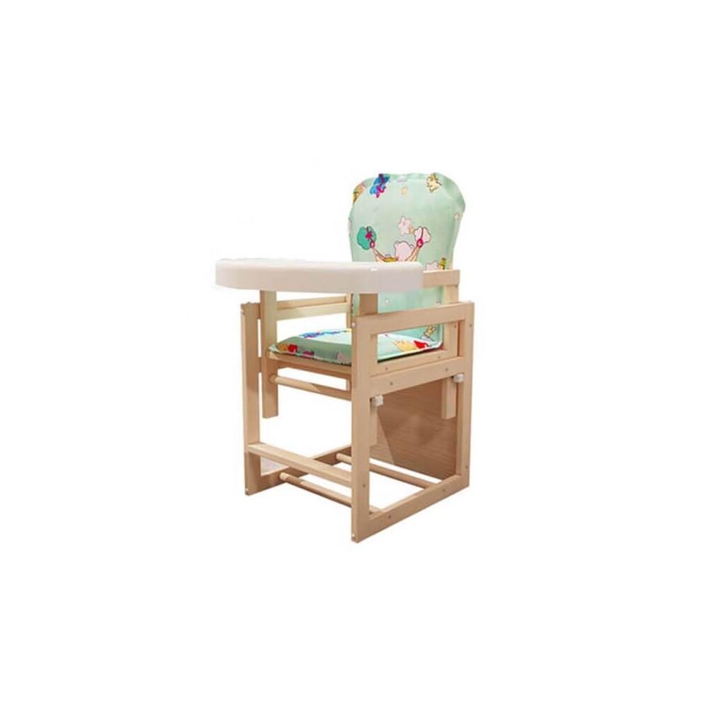 Premium Wood Baby Chair