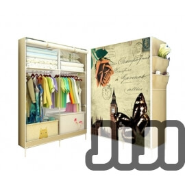 Multi Wadrobe DIY Storage Cabinets (Dual Series)