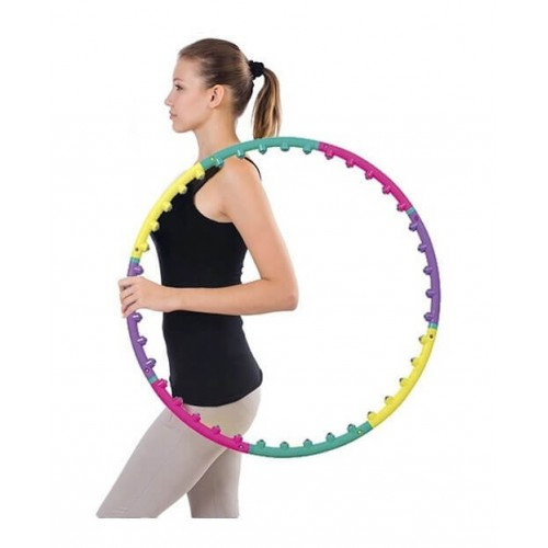 Hula Hoop With Massage