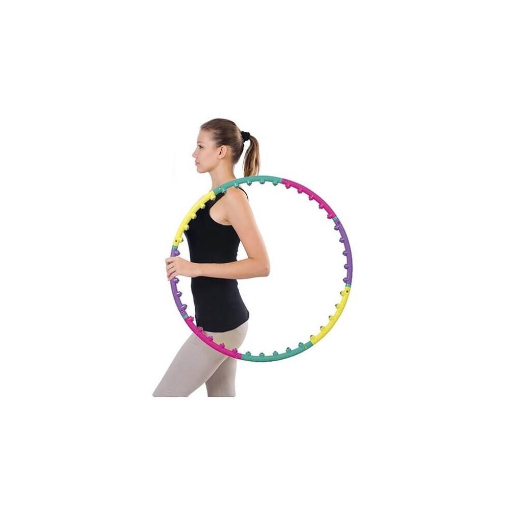 Hula Hoop With Massage