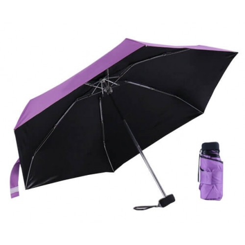 Super Mini Manual 5-Fold Umbrella