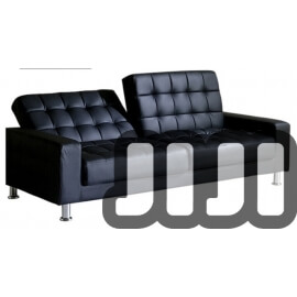Thora Dual-Recline Sofa Bed【Fabric】