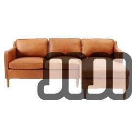 Salvi 3-Seater Sofa (L-Shape)