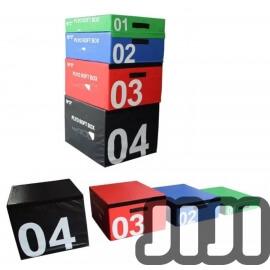 Commercial Premium Plyo box Set