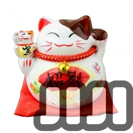 CNY Fortune Cat - 招财进宝 [501]