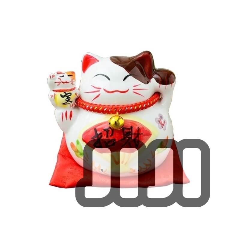 CNY Fortune Cat - 招财进宝 [501]