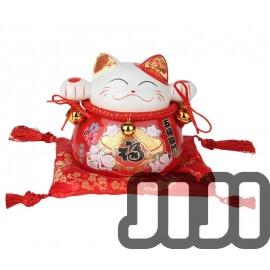 CNY Fortune Cat - 五福临门 [70184]