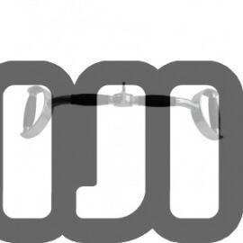 Barbell 24 Inch Pro Style Revolving Lat Bar