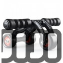 Tri Core Fitness Roller (with Stopper & Knee Pad)
