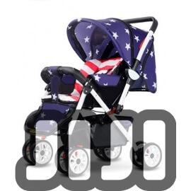 Baby Foldable Modern Stroller (Designer Series)