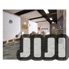 Office Stacking Carpet (Design Series)