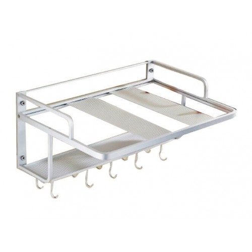 Wall Mount Kitchen Stainless Steel Oven Rack (HLKSR-06)