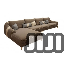 GUSTA 6-8 SEATER SECTIONAL SOFA