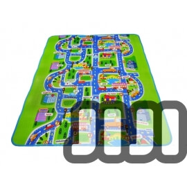 Basic Road Play Mat