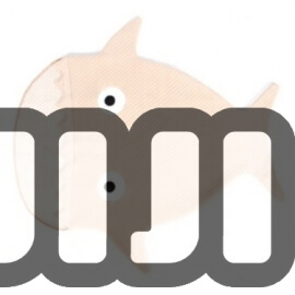 Shark Sleeping Bag For Baby