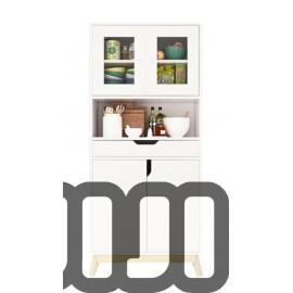 Mozilo Kitchen Cabinet (DUAL DOOR - 80CM)