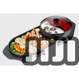 Andor Deluxe Korea 2-in-1 BBQ SteamBoat Pot