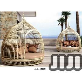 Tango Outdoor Ratten Birdnest Lounge Chair (052)