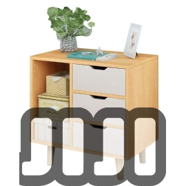 Latinos bedside cabinet ( extended )