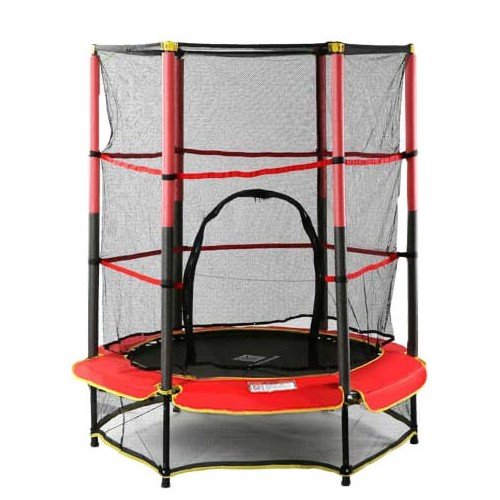 55 Inch Trampoline with Cage