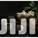 Premium XL Ceramic Teapot Set 6PCs (Design 2)