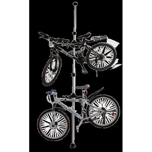 Ceiling Dual Bike Rack