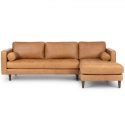 Sectional L-Shape Sofas